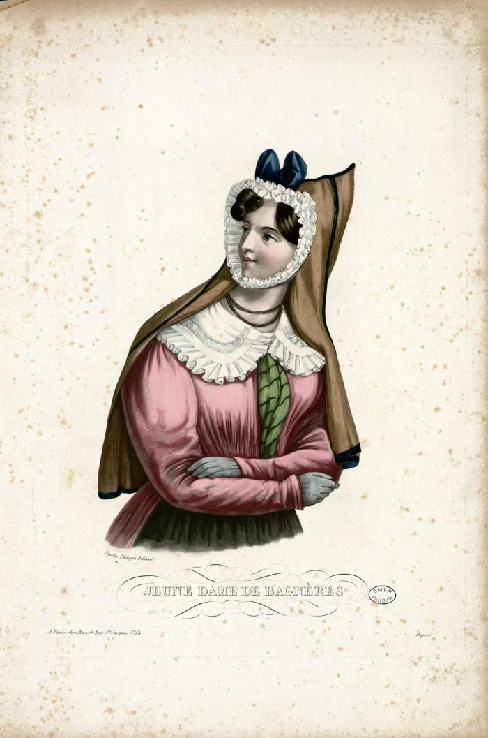 Femme de Bagnères