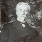 Edouard de MASSIA (1824-1892), maire de Molitg et mari d'Angélique SALETA (1836-1920)