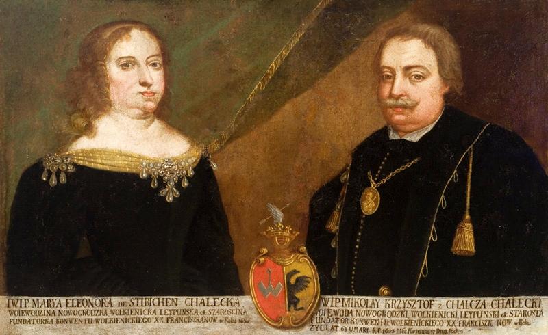 Costumes et bijoux en Lituanie au XVIIe s.