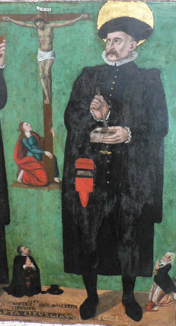 mode espagnole en Roussillon sous la Renaissance.