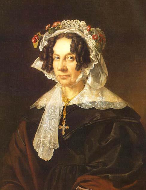 Barabas, Portrait de madame konkoly