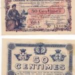 billet de nécessite 1916