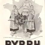 Catalanes dans la publicité Byrrh