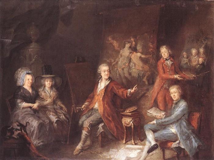 SCHMIDT, Martin Johann (1718, Grafenwörth - 1801, Stein)