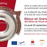 grenat de Bohême, Invitation-20-09-2012