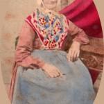 Costume traditionnel français, Xavier Mérieux, Paris, vers 1870.