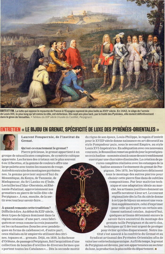 article dans Historia 2012 septembre.