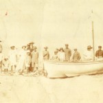 Canet-Plage en 1921.