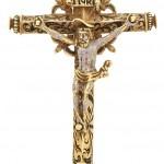 Crucifix, Espagne, Fin 16ème s.