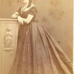 Isabelle Boluix femme du notaire, photo Scanagatti, Perpignan