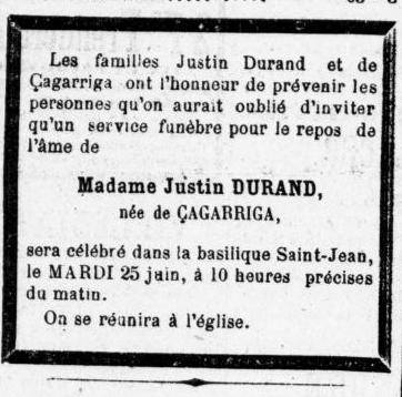 Le Roussillon 1878 messe pour antoinette cagarriga 2506