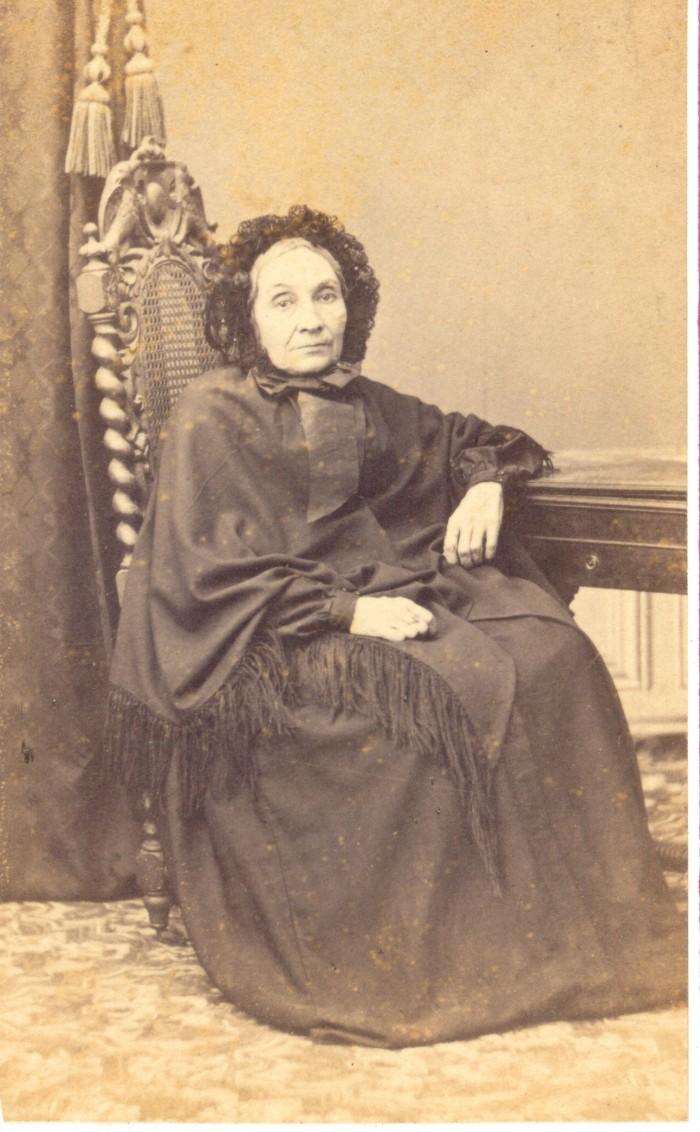 Mme Bosca, photo Cabibel Perpignan