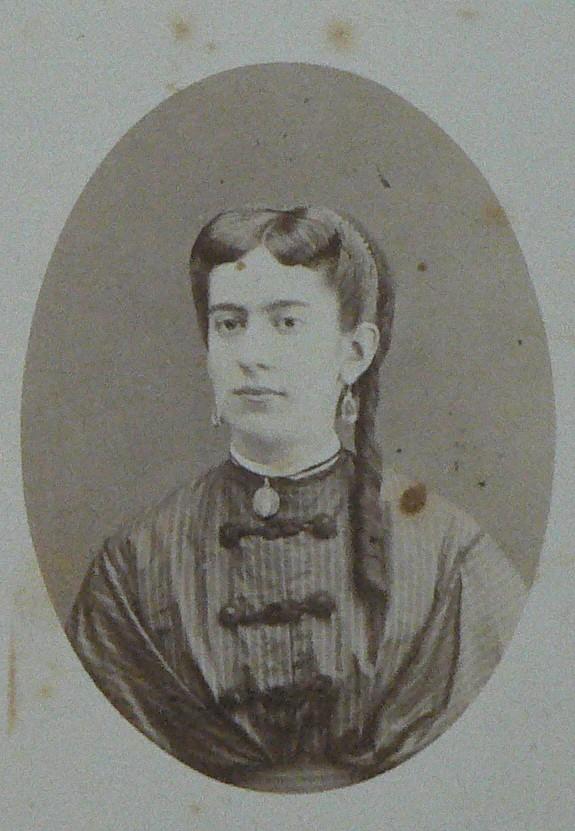 Marie Héraut, née de Blaye.
