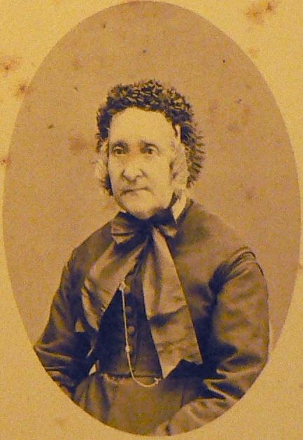 Pauline Massot, l'épouse de Théodore Guiter