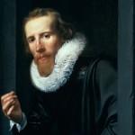 Portrait d'orfèvre-1617-Rijksmuseum à Amsterdam