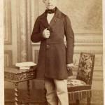Justin Durand, banquier à Perpignan.