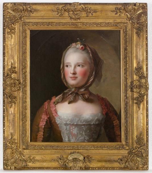 François-Hubert DROUAIS (Paris 1727 - 1775)