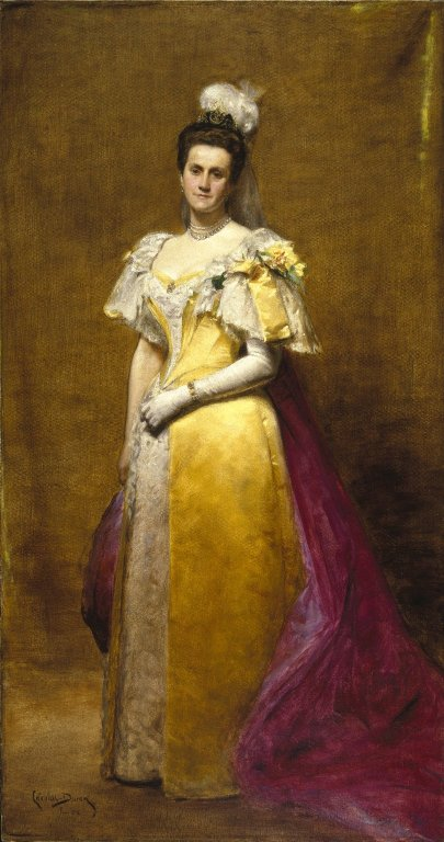 Portrait, Carolus Duran.