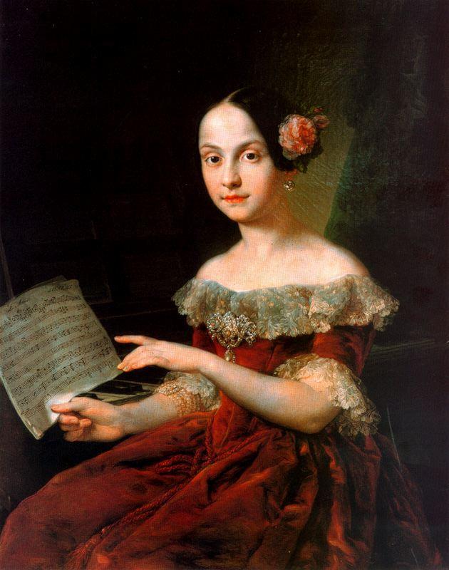 Louise Fernande de Bourbon