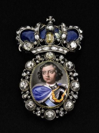 Pierre le Grand de Russie.