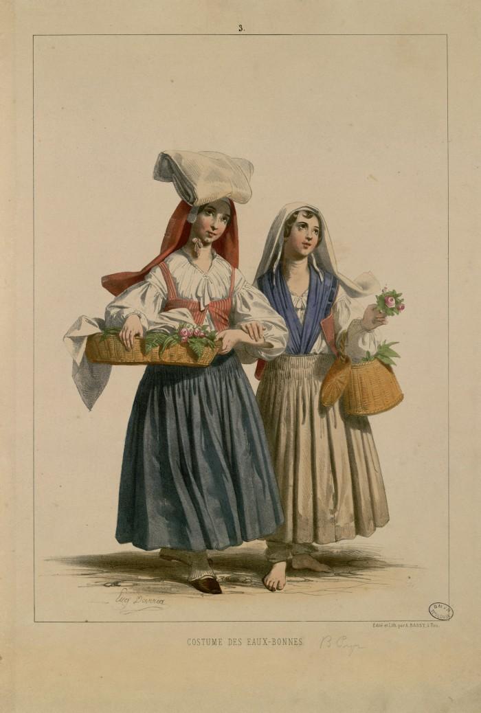 Costume Pyrénéen