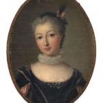 Caroline de Hesse, d'après Pierre Gobert (1662–1744)
