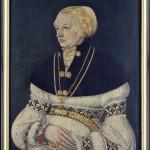 Costume féminin de la Renaissance.