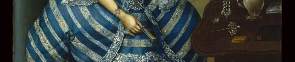 Costume féminin du XVIIIe s.