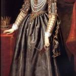 Portrait de Christine de Lorraine (1565-1637)