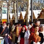 Desfilat per als carrers de Perpinyà