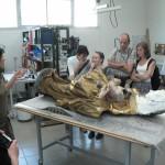 Visite du Centre de Restauration des Oeuvres d'Art du CG66