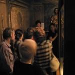 Orfèvrerie ancienne au Trésor de l'église de Prades.