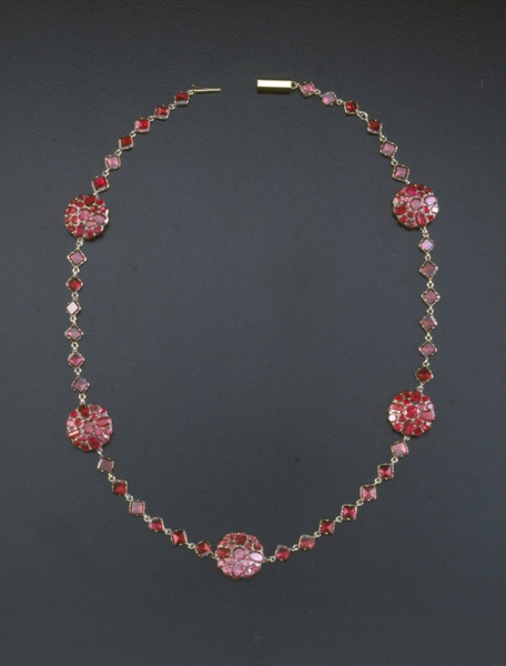 Collier de Martha Washington