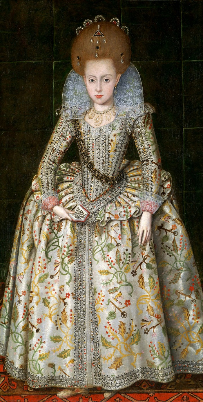 Robert Piquet Senior - Princess Elizabeth (1596-1662), later Queen of Bohemia