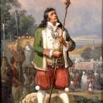 Homme de Plougastel-Daoulas en procession