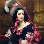 Joseph Desire Court La Venitienne au Bal Masque 1837
