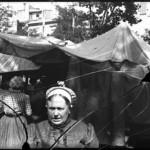 En 1899, le marché de Perpignan