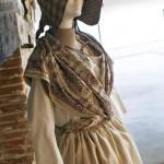 Costume de vendangeuse, début du XIXe s.