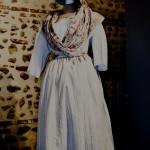 Costume de vendangeuse, vers 1830.