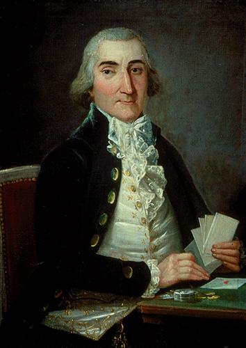François Malépart de Beaucourt. Eustache-Ignace Trottier dit Desrivières . 1792-1793