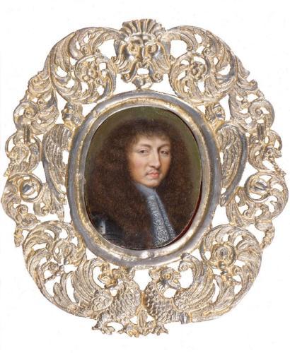 Portrait du roi Louis XIV