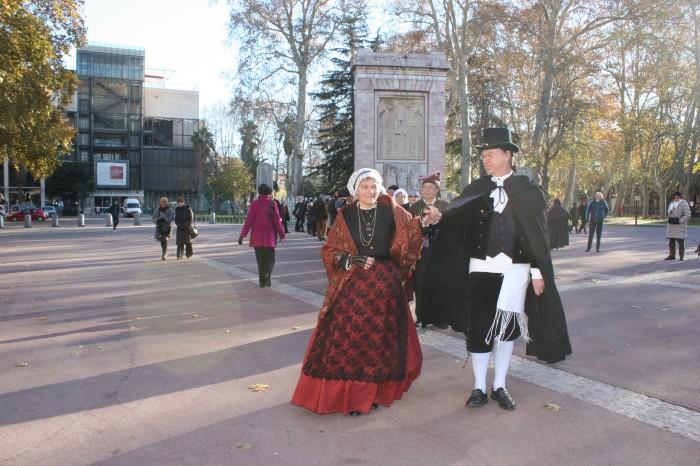 Costumes catalans du défilé de saint Eloi, Perpignan 2012