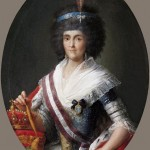 Marie-Louise de Parme en 1789