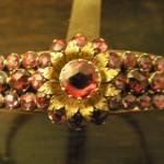 Bracelet en Grenat de Perpignan