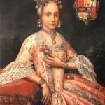 Rosa Maŕia Salazar y Gabiño, Countess of Monteblanco and Montemar