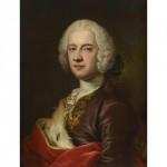 Portrait d'homme, début du XVIIIe s.