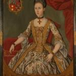 Portrait de la Marquise de San Jorge