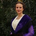 « Astrid GIRAUD, 21ème Reine d'Arles /Comité des Fêtes d'Arles »