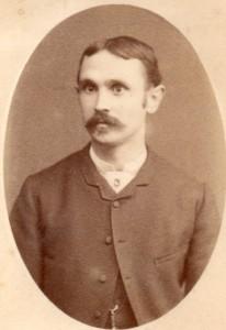 Dominique Mitjavile, 1er maire de Cerbère, Photo Provost, vers 1880.