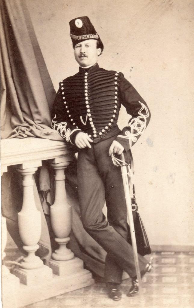 Photographie ANNET, Tarbes, après 1863.